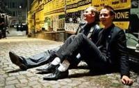 Vince (Robert Stadlober, links) und Harry (Tom Schilling) träumen von einem großen Konzert.