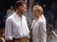 Graf Almásy (Ralph Fiennes) sehnt sich nach Katharine Clifton (Kristin Scott Thomas).