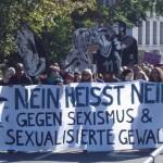 Nein heißt Nein - das ist das Motto der Slutwalk-Bewegung.