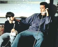 Jonah (Ross Malinger) sucht eine neue Frau für seinen verwitweten Vater Sam (Tom Hanks).