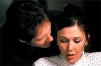 Lee (Maggie Gyllenhaal) unterwirft sich ihrem Chef (James Spader).