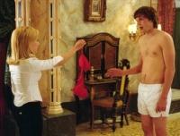 Vorwürfe, Streit und Katastrophen bestimmen die Flitterwochen von Sarah (Brittany Murphy) und Tom (Ashton Kutcher).