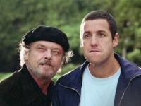 Der Therapeut Buddy (Jack Nicholson, links) treibt den friedlichen Dave (Adam Sandler) zur Weißglut.