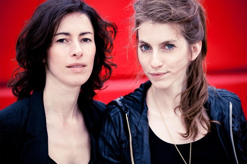 Bei ihnen fühlt man sich verstanden: Sonja Glass (links) und Valeska Steiner. Foto: Benedikt Schnermann/Add On Music