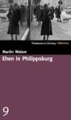 """Vier Männer müssen sich in """"Ehen in Philippsburg"""" an Karrieren und Liebschaften messen lassen."""