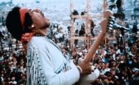 Jimi Hendrix spielte nur einen von vielen legendären Gigs in Woodstock.