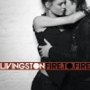 "Direkt ins Stadion wollen Livingston mit ""Fire To Fire""."