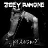 """""""Ya Know"""" bietet aufgepeppte Demos von Joey Ramone."""