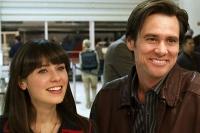 Carl (Jim Carrey) ändert sein Leben, und das führt ihn unter anderem zu Allison (Zooey Deschanel).