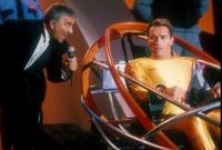 Ben Richards (Arnold Schwarzenegger) muss in der TV-Show von William Laughlin (Yaphet Kotto) um sein Überleben kämpfen.