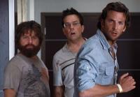 Alan (Zach Galifianakis), Stu (Ed Helms) und Phil (Bradley Cooper) haben einen kollektiven Blackout.