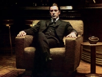 Michael Corleone (Al Pacino) wird aus der eigenen Familie bedroht.