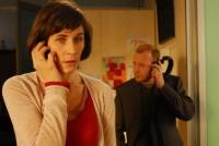 Liane Bergmann (Nina Kunzendorf) hofft, dass Kommissar Danner (Heino Ferch) ihre entführte Tochter findet.