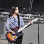 Von Wut bis Wehmut verläuft das Spektrum, das Laura Mary Carter mit ihrer Gitarre abdecken kann.