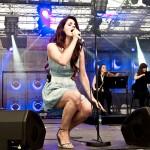 Erfreulich viel Herzblut legte Lana Del Rey in ihrer Auftritt am Sonntag. Foto: Melt-Festival/Jan Kapitän