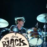 Die Black Keys hatten am Sonntagabend leider mit Soundproblemen zu kämpfen. Das Schlagzeug war trotzdem laut genug. Foto: FKP Scorpio/Malte Schmidt