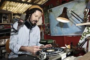 So sieht die Tretmühle des Alltags für Max Herre aus. Foto: Universal Music/Ronald Dick