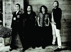 Den Killers fehlt in Berlin der letzte Quäntchen Begeisterung. Foto: Berlin Festival