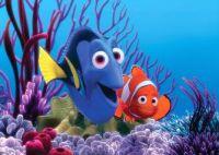 Marlin (rechts) will mit Hilfe der anderen Fische seinen Sohn wieder finden.