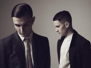 """Können Hurts mit """"Exile"""" an den Erfolg ihres Debüts anknüpfen? Foto: Sony BMG"""