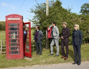 Selig haben ihr neues Album in England aufgenommen. Foto: Universal Music/Thomas Rabsch