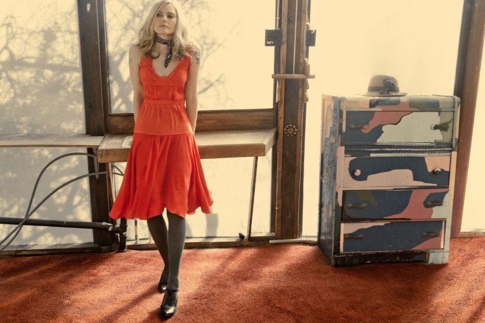 Pop wie in den Siebzigern bietet Aimee Mann auf ihrem neuen Album. Foto: Oktober Promotion