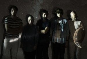 "Astronomy is an important subject an Shout Out Louds' new album ""Optica"". Image: Shout Out Louds/Frode & Marcus"