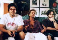 Carlos (Murilo Benício), Tomás (Fábio Assunção) und Miguel (Caco Ciocler, von links) haben Ärger mit den Frauen.
