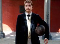 Konrad Koch (Daniel Brühl) bringt den Fußball nach Deutschland.