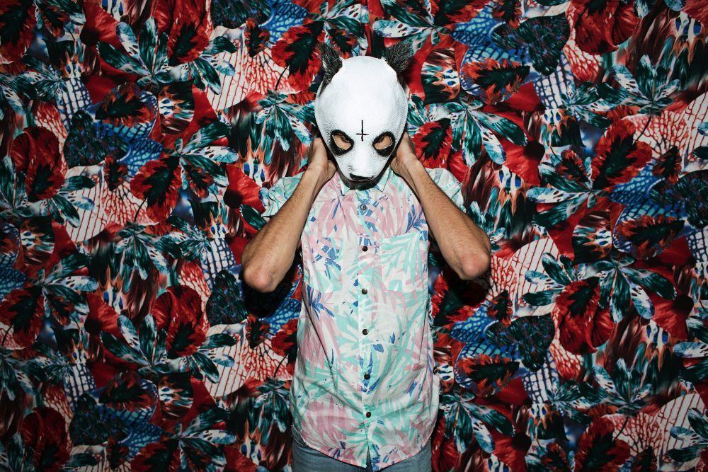 Cro hat allen Grund zur guten Laune - und teilt sie kostenlos mit seinen Fans. Foto: verstaerker.com