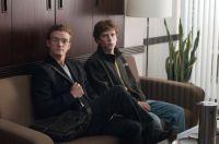 Mark Zuckerberg (Jesse Eisenberg, rechts) und Sean Palmer (Justin Timberlake) machen aus Facebook einen Mega-Erfolg.
