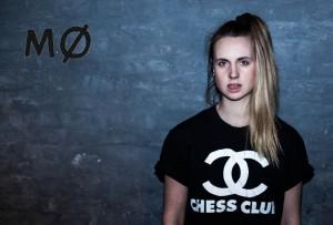 Mø macht Lust auf ihr anstehendes Debütalbum. Foto: Benameur Promotion