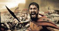 Leonidas (Gerard Butler) muss Sparta gegen Xerxes verteidigen.