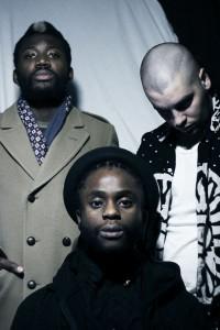 Young Fathers vereinen in ihrem HipHop Avantgarde mit Spaßfaktor. Foto: verstaerker.com
