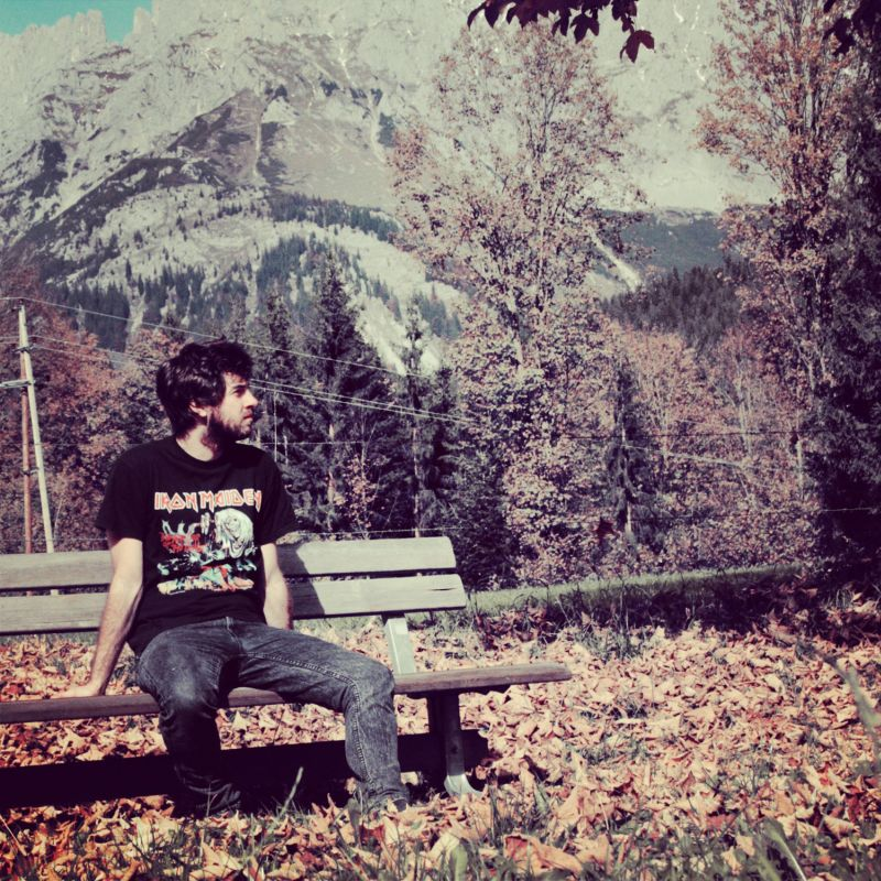Trotz des T-Shirts: Gregor McEwan macht fantastischen Heart-Rock. Foto: Off The Record PR/Kati von Schwerin