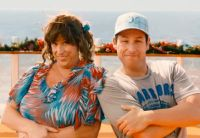 Jack (Adam Sandler) kann seine Schwester Jill (Adam Sandler) nicht leiden.