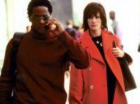 Francesca (Julia Roberts) steht bald mit Calvin (Blair Underwood) vor der Kamera.