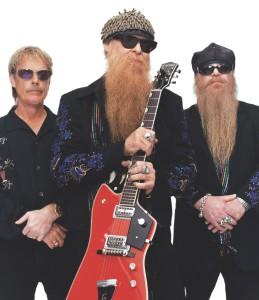 Diese Herren tauchen nicht in meiner Liste auf. Zeigen aber: Bärte bürgen meist für Qualität. Foto: Sony Music