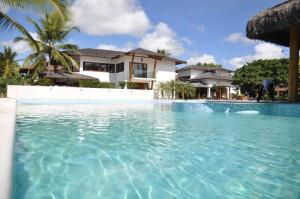 Doch noch fertig geworden: Campo Bahia, das offizielle Hotel der DFB-Elf. Foto: obs/Campo Bahia/campobahia.com