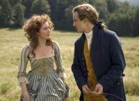 Der junge Goethe (Alexander Fehling) hat sich in Charlotte Buff (Miriam Stein) verliebt.