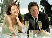 Jenna (Jacinda Barrett) und Michael (Zach Braff) erwarten ihr erstes Kind.
