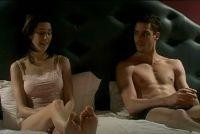 Daniela (Blanca Lewin) und Bruno (Gonzalo Valenzuela) verbringen eine einzige Liebesnacht.