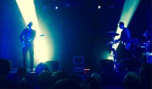 Live sind Zoot Woman neuerdings nur noch ein Duo.