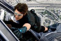 Ethan Hunt (Tom Cruise) muss die Welt retten - diesmal unter anderem in Dubai.