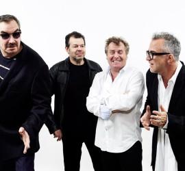 Zurück nach mehr als 30 Jahren: The Pop Group. Foto: Oktober Promotion