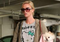 "Szene aus dem Film ""Young Adult"" mit Charlize Theron"