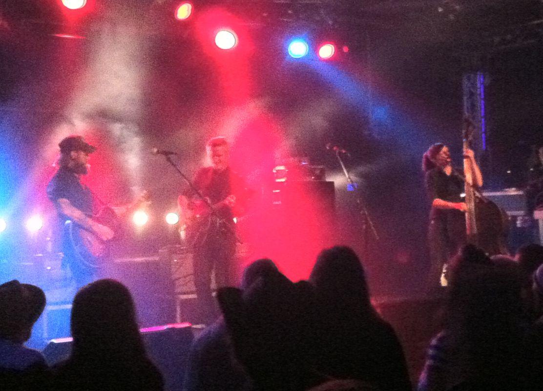 Mit ihrem vierten Album sind The Devil Makes Three in Leipzig zu Gast.