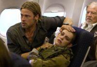 "Szene aus ""World War Z"" mit Brad Pitt"