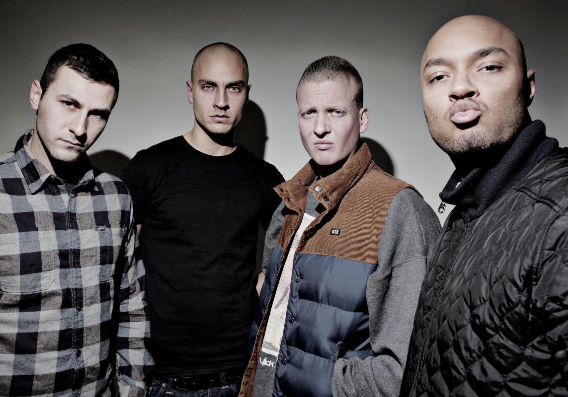 K.I.Z. beim Highfield-Festival 2015