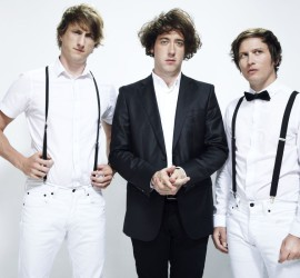 The Wombats beim Highfield-Festival 2015
